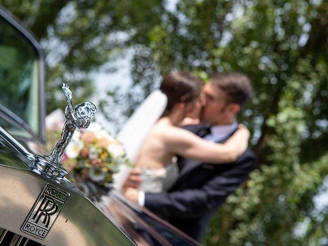 Il matrimonio di Michele e Chiara a Sommacampagna, Verona 33
