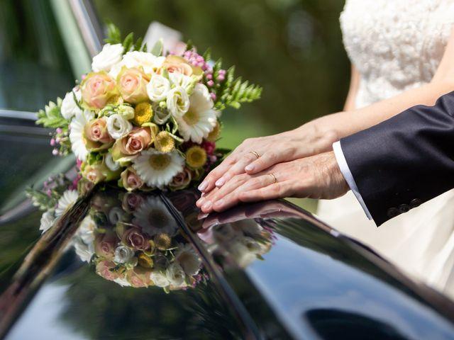 Il matrimonio di Michele e Chiara a Sommacampagna, Verona 34