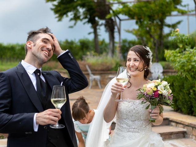 Il matrimonio di Michele e Chiara a Sommacampagna, Verona 36