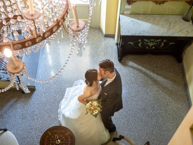 Il matrimonio di Michele e Chiara a Sommacampagna, Verona 39