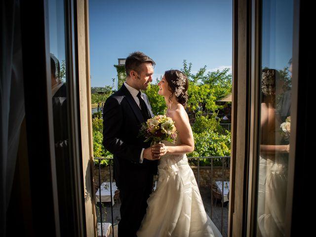 Il matrimonio di Michele e Chiara a Sommacampagna, Verona 41