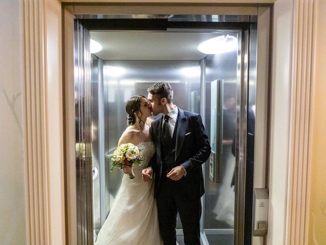 Il matrimonio di Michele e Chiara a Sommacampagna, Verona 42