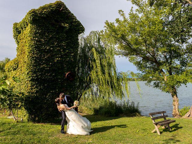 Il matrimonio di Michele e Chiara a Sommacampagna, Verona 43
