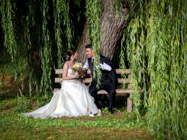 Il matrimonio di Michele e Chiara a Sommacampagna, Verona 48