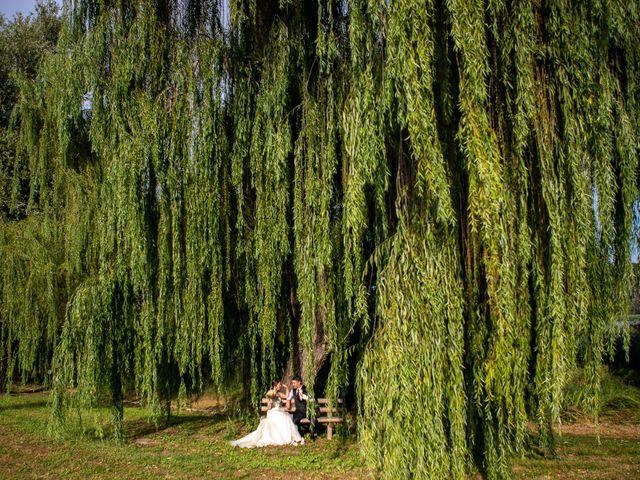 Il matrimonio di Michele e Chiara a Sommacampagna, Verona 1