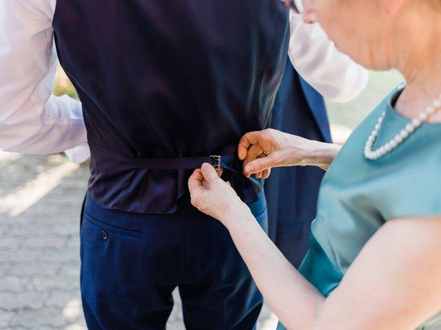 Il matrimonio di Paolo e Federica a Turate, Como 1
