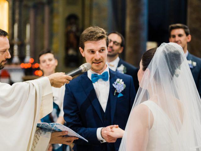 Il matrimonio di Paolo e Federica a Turate, Como 6