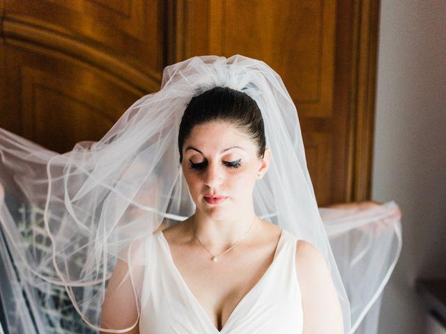 Il matrimonio di Paolo e Federica a Turate, Como 14