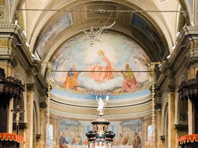 Il matrimonio di Paolo e Federica a Turate, Como 17