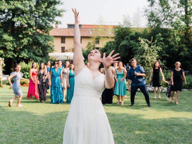 Il matrimonio di Paolo e Federica a Turate, Como 27