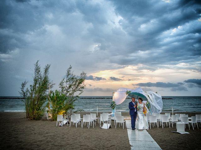 Le nozze di Vilma e Matteo
