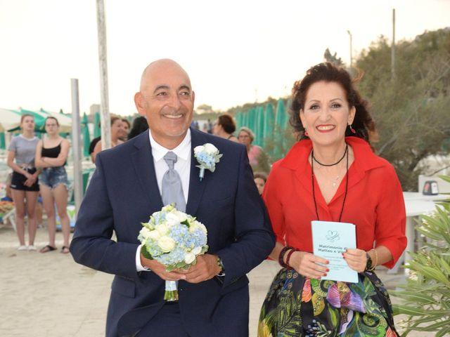 Il matrimonio di Matteo e Vilma a Taglio di Po, Rovigo 6