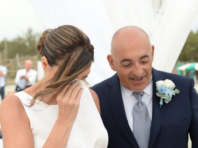 Il matrimonio di Matteo e Vilma a Taglio di Po, Rovigo 10