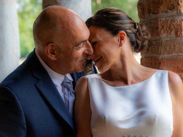 Il matrimonio di Matteo e Vilma a Taglio di Po, Rovigo 14