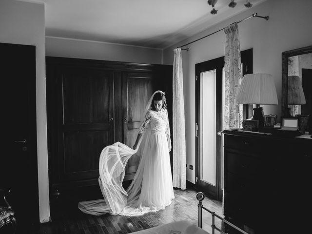 Il matrimonio di Giuseppe e Anna a Granze, Padova 11