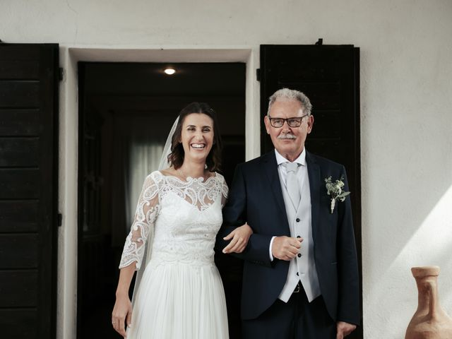 Il matrimonio di Giuseppe e Anna a Granze, Padova 12