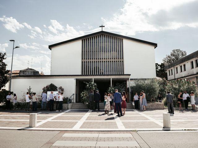 Il matrimonio di Giuseppe e Anna a Granze, Padova 13