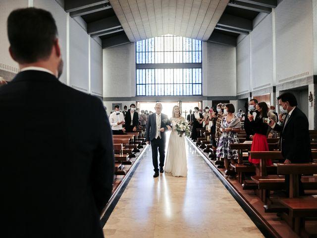 Il matrimonio di Giuseppe e Anna a Granze, Padova 14