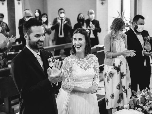 Il matrimonio di Giuseppe e Anna a Granze, Padova 15
