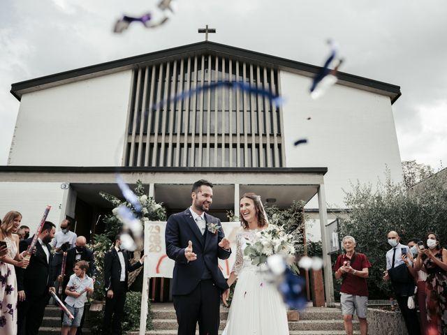 Il matrimonio di Giuseppe e Anna a Granze, Padova 16