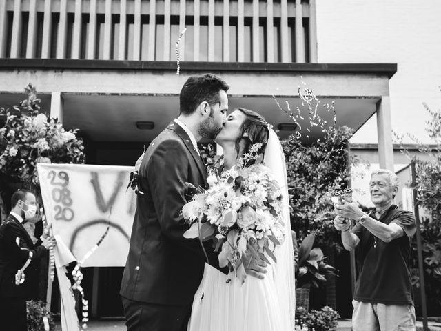 Il matrimonio di Giuseppe e Anna a Granze, Padova 17
