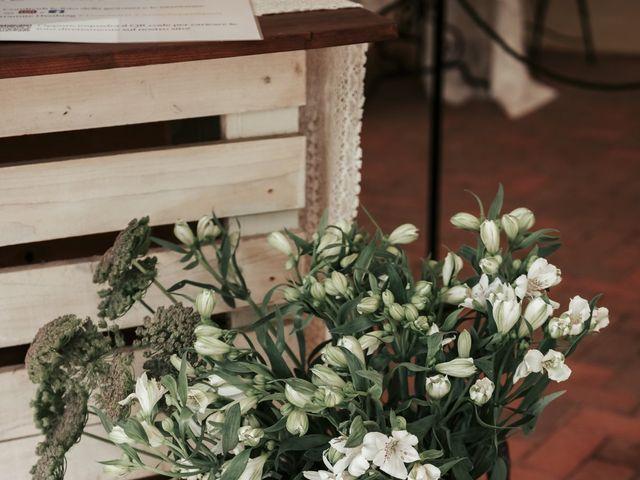 Il matrimonio di Giuseppe e Anna a Granze, Padova 20