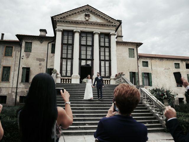 Il matrimonio di Giuseppe e Anna a Granze, Padova 24