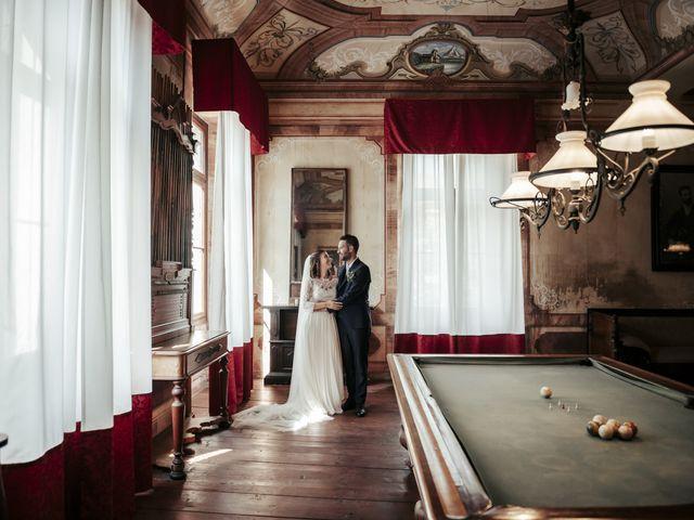 Il matrimonio di Giuseppe e Anna a Granze, Padova 32