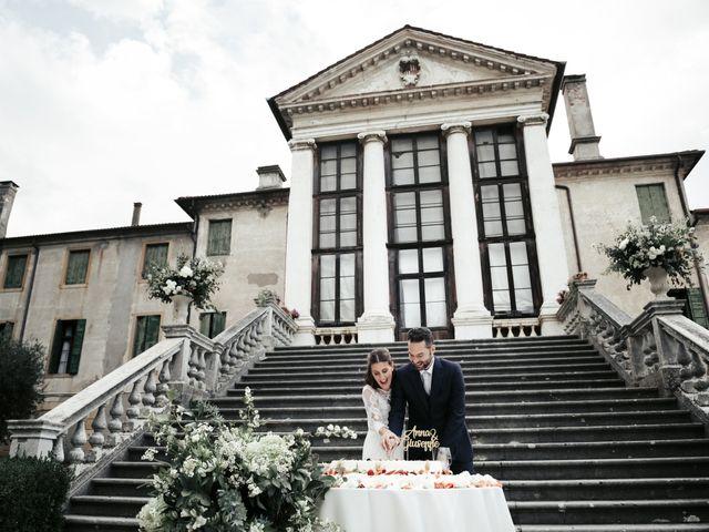 Il matrimonio di Giuseppe e Anna a Granze, Padova 34