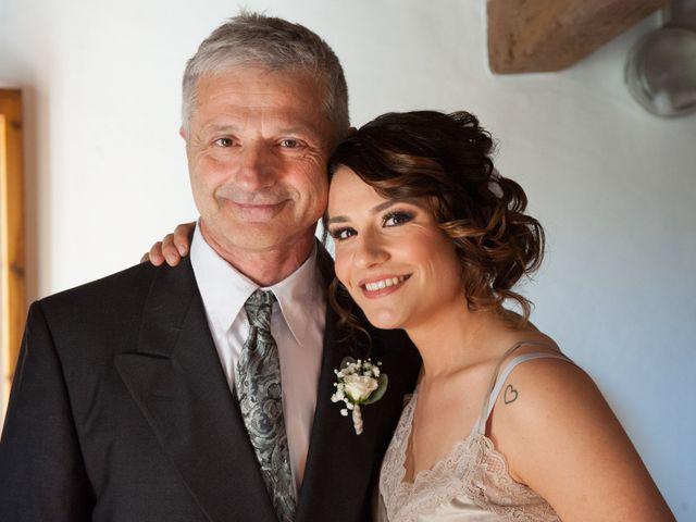 Il matrimonio di Andrea e Alicia a Rio Saliceto, Reggio Emilia 4