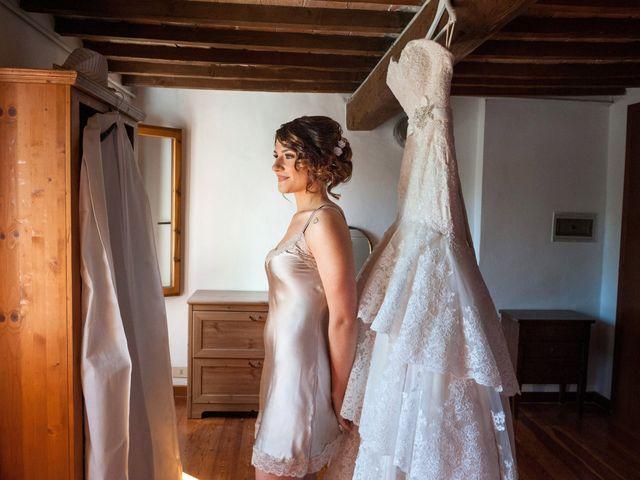 Il matrimonio di Andrea e Alicia a Rio Saliceto, Reggio Emilia 5