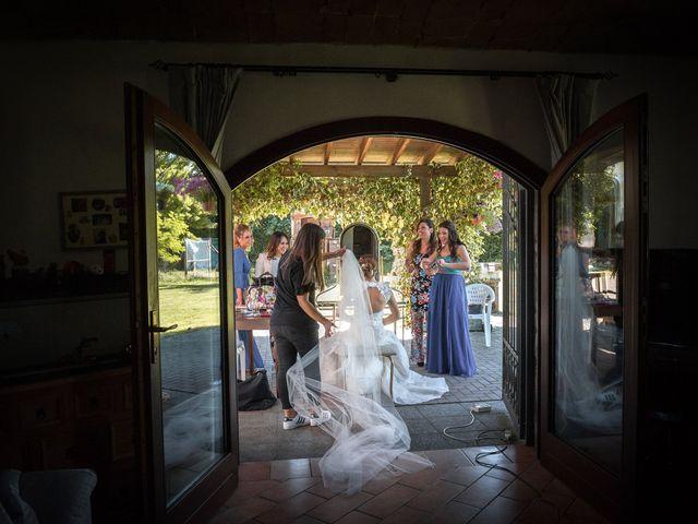 Il matrimonio di Andrea e Alicia a Rio Saliceto, Reggio Emilia 13