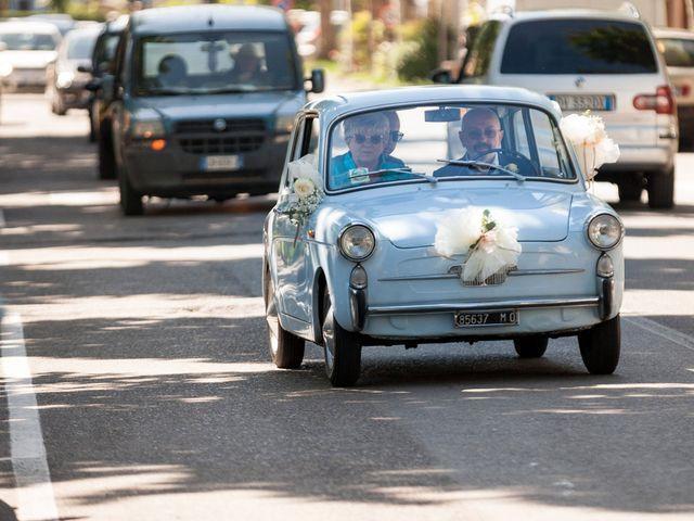 Il matrimonio di Andrea e Alicia a Rio Saliceto, Reggio Emilia 14