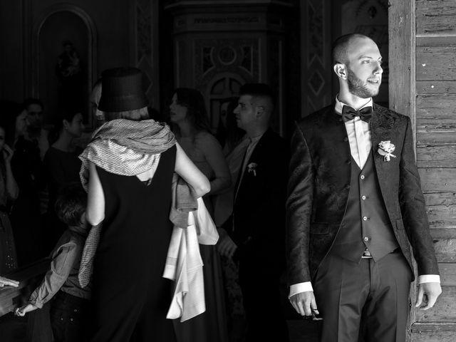 Il matrimonio di Andrea e Alicia a Rio Saliceto, Reggio Emilia 15