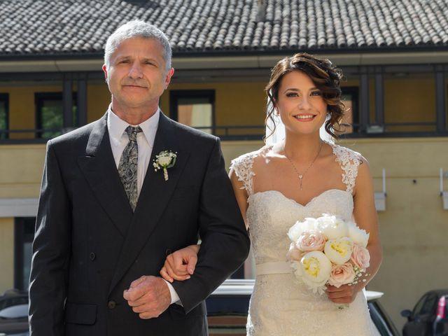 Il matrimonio di Andrea e Alicia a Rio Saliceto, Reggio Emilia 16