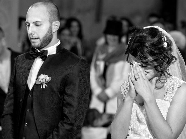 Il matrimonio di Andrea e Alicia a Rio Saliceto, Reggio Emilia 19