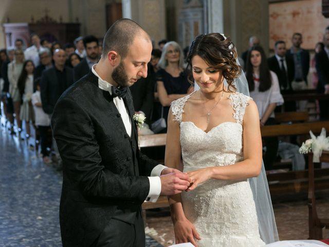 Il matrimonio di Andrea e Alicia a Rio Saliceto, Reggio Emilia 21