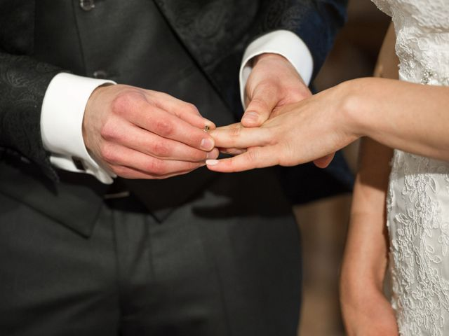 Il matrimonio di Andrea e Alicia a Rio Saliceto, Reggio Emilia 22