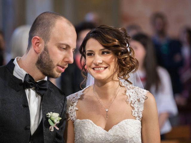 Il matrimonio di Andrea e Alicia a Rio Saliceto, Reggio Emilia 24