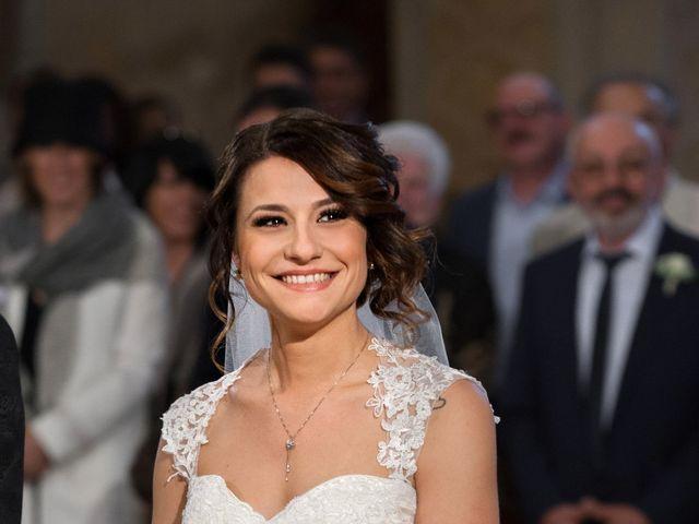 Il matrimonio di Andrea e Alicia a Rio Saliceto, Reggio Emilia 25