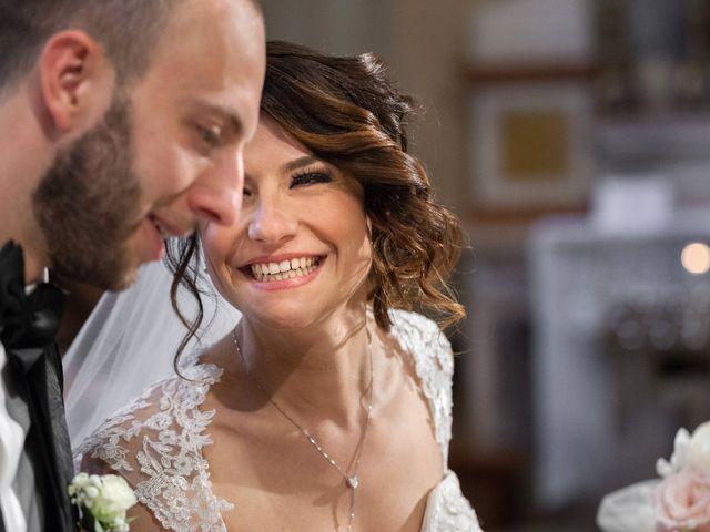 Il matrimonio di Andrea e Alicia a Rio Saliceto, Reggio Emilia 26