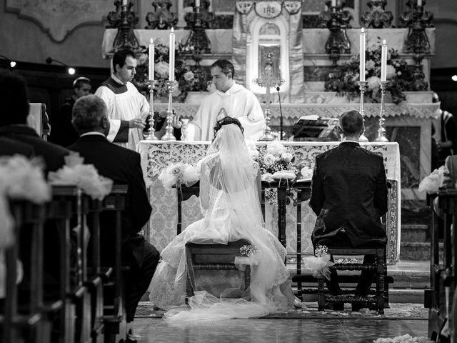 Il matrimonio di Andrea e Alicia a Rio Saliceto, Reggio Emilia 28