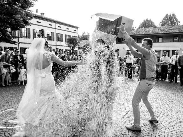 Il matrimonio di Andrea e Alicia a Rio Saliceto, Reggio Emilia 29