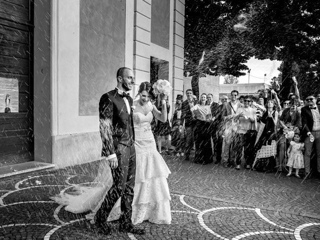 Il matrimonio di Andrea e Alicia a Rio Saliceto, Reggio Emilia 30