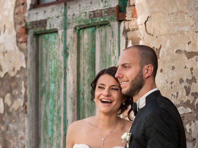 Il matrimonio di Andrea e Alicia a Rio Saliceto, Reggio Emilia 32