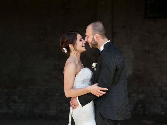 Il matrimonio di Andrea e Alicia a Rio Saliceto, Reggio Emilia 34