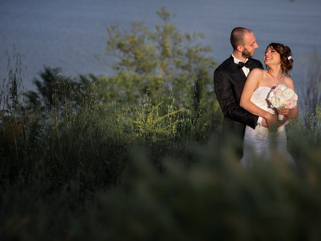 Il matrimonio di Andrea e Alicia a Rio Saliceto, Reggio Emilia 38