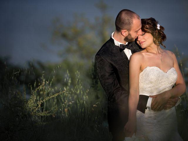 Il matrimonio di Andrea e Alicia a Rio Saliceto, Reggio Emilia 39