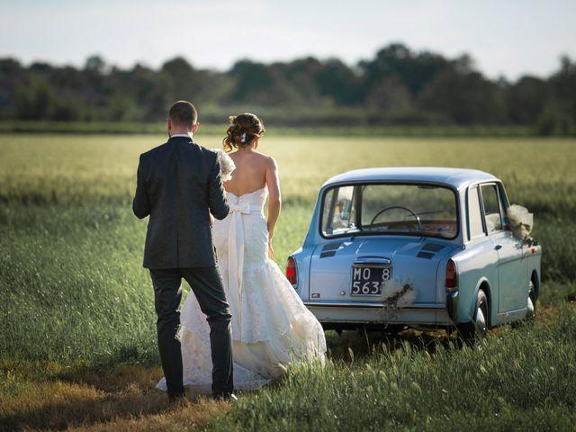 Il matrimonio di Andrea e Alicia a Rio Saliceto, Reggio Emilia 40