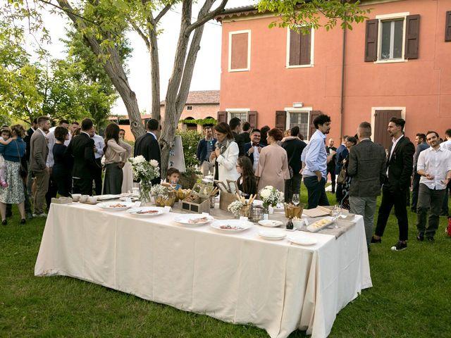 Il matrimonio di Andrea e Alicia a Rio Saliceto, Reggio Emilia 47